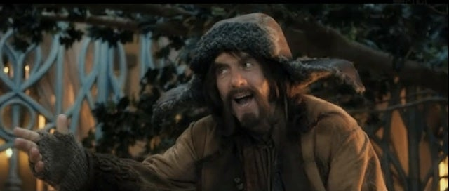 Dwarves sing and raise a ruckus in Rivendell in Hobbit deleted scene