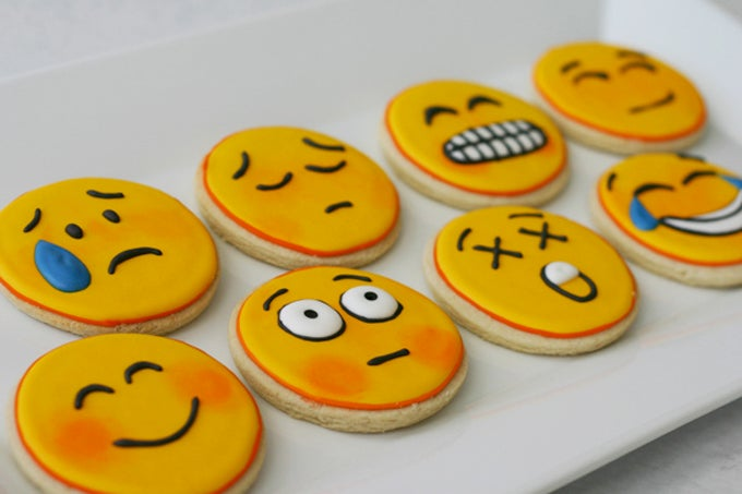 Emoji Cookies. I Repeat, Emoji Cookies.