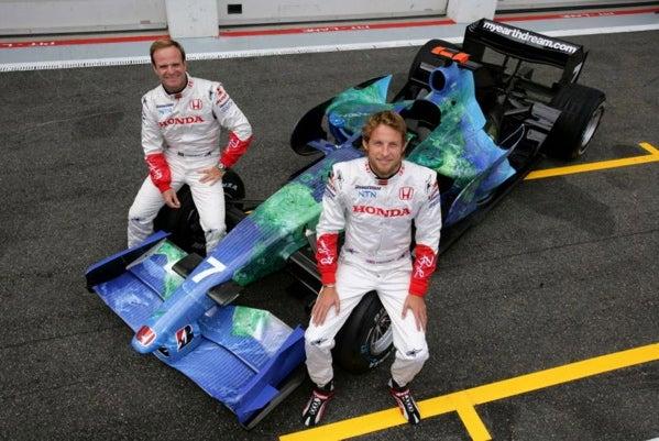 Honda F1 Team To Sport Multiple Lebowskis, The Dude Abides