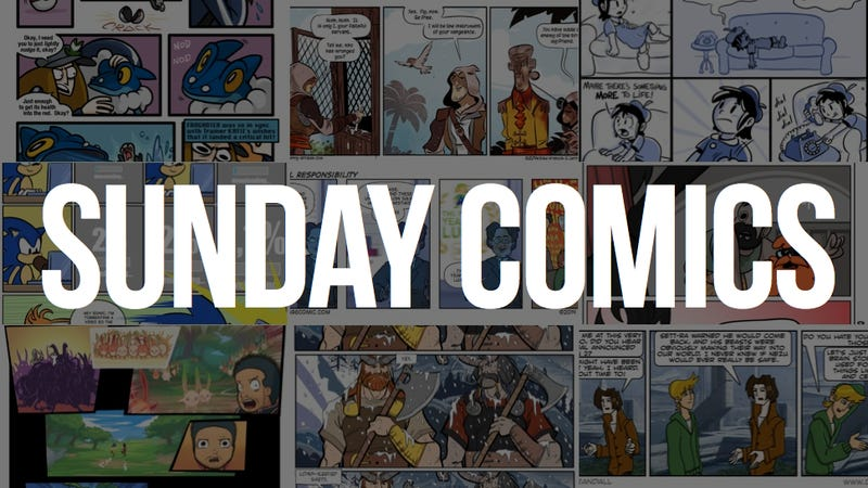 Sunday Comics: Faint Chances