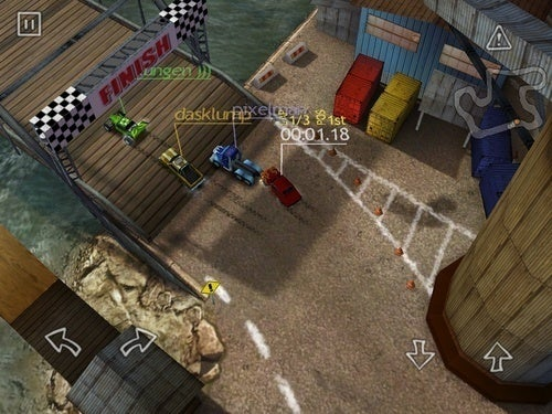 Reckless Racing, A Modern Day RC Pro-Am Coming To iPad