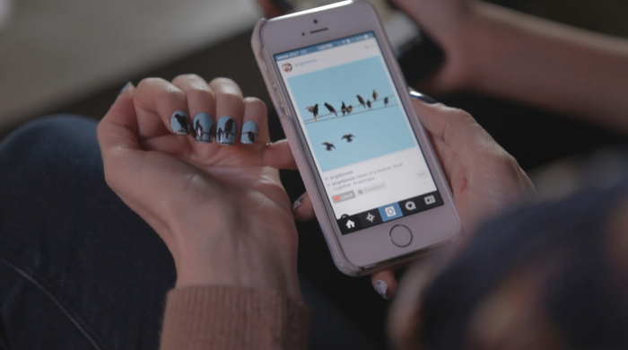 New App Turns Your Instagram Pics Into Nail Art