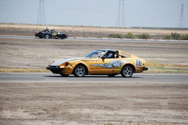 Buttonwillow Histrionics 24 Hours Of LeMons 2009 Uber Gallery Part 4