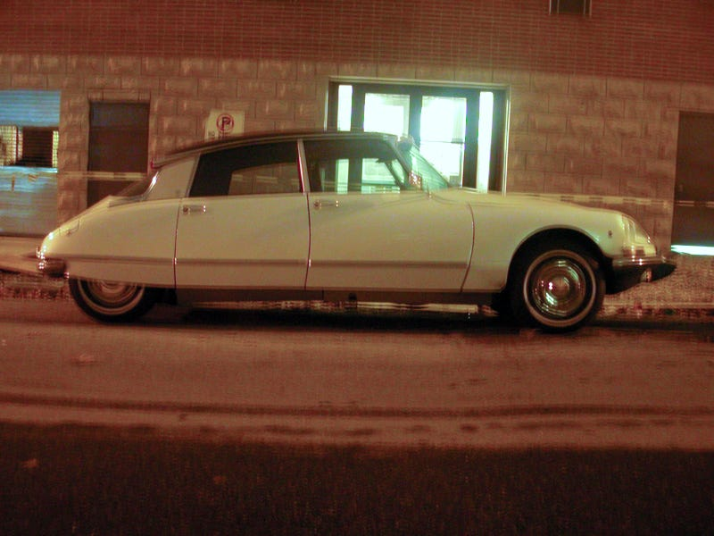 The Time I Accidentally Stumbled Across the World Tour Citroën DS Ambulance in Queens
