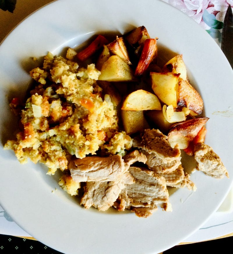 Four Thanksgiving Dishes, From You