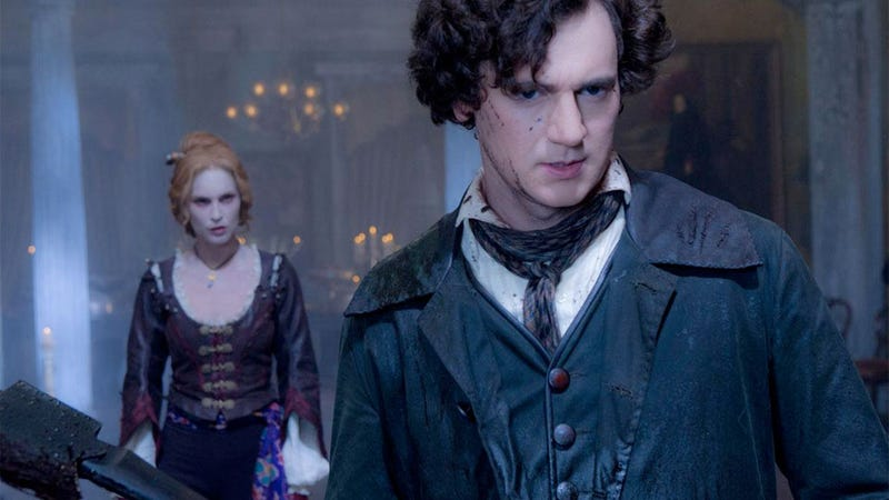 Abraham Lincoln: Vampire Hunter Is as Tasteless as It Sounds