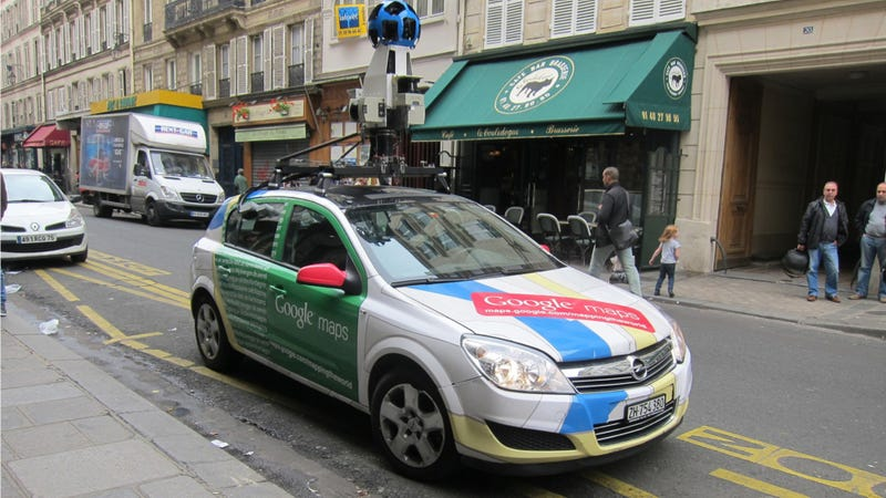 How The Google Camera Car Will Help Nail You On Your Taxes
