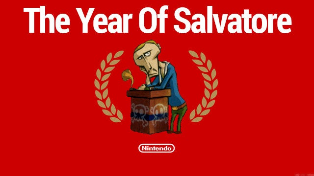 "Let's Help Nintendo Choose Next Year's ""Year Of "" Star"