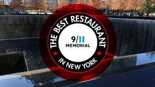 The Best Restaurant in New York Is: The 9/11 Memorial & Museum