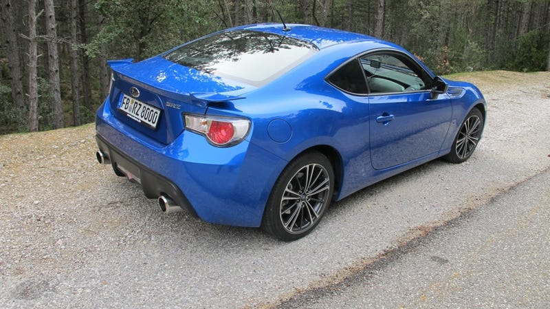 2013 Subaru BRZ: The Jalopnik Review