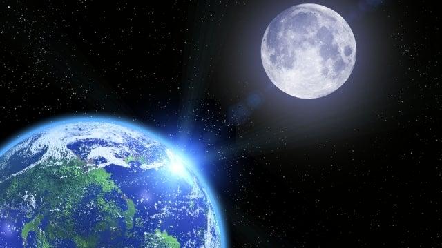 moons around earth - photo #8