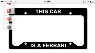 Let's Help Doug With A Custom License Plate Frame!