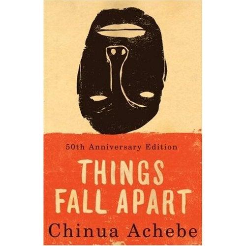 RIP Chinua Achebe- Things Fall Apart