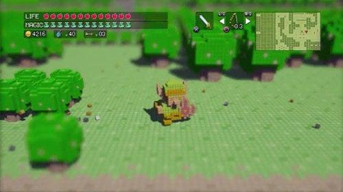 A Link To The PlayStation 3 Zelda Homage