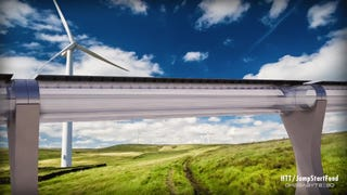 Building a Hyperloop Test Track Next Year Is a Beautiful Delusion