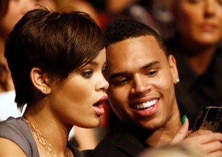 Rihanna And Chris Brown: Together Again