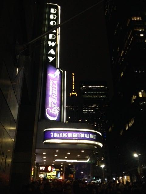 We Sat Through Carly Rae Jepsen Starring in Cinderella on Broadway