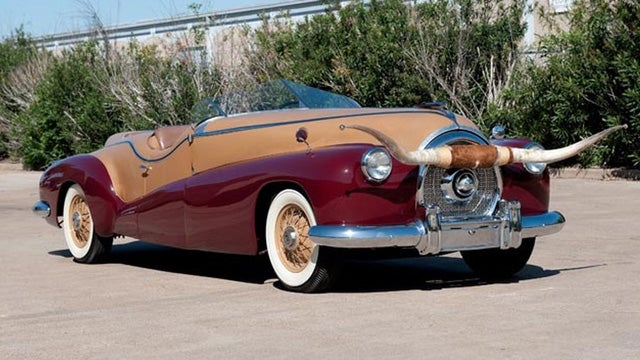 Extremely Unique Custom Duesenberg Model J Heads To Auction