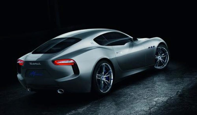 The Maserati Alfieri Concept Better Be The Next GranTurismo