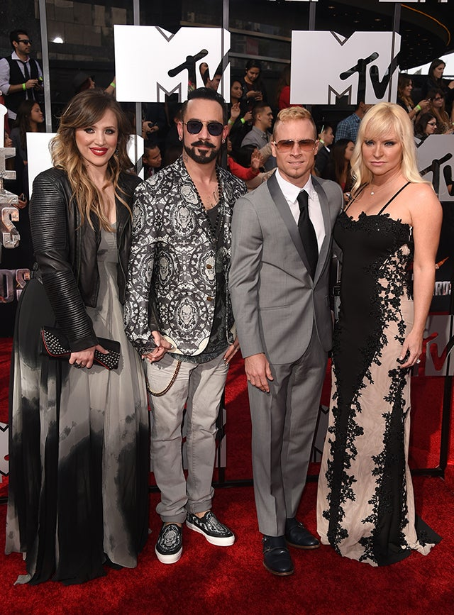 Hideous Dresses and Cool Shoes at the MTV Movie Awards