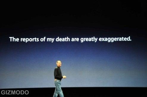 TV Networks Prepping Steve Jobs's Obituary