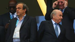 UEFA Calls For New FIFA Leadership, Possible Boycott