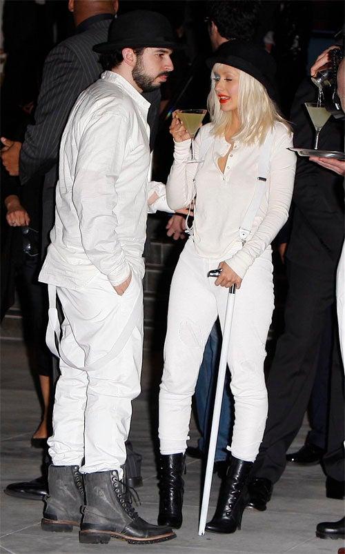 Christina Aguilera: Kubrick Meets Kabbalah Meets Candace