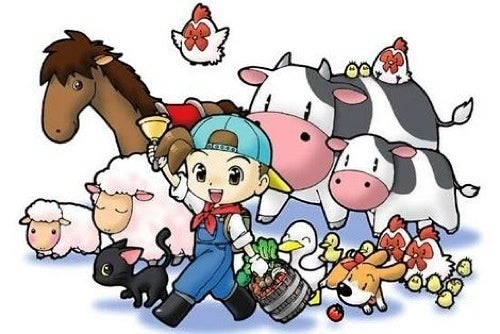 Harvest Moon Creator Steps Down
