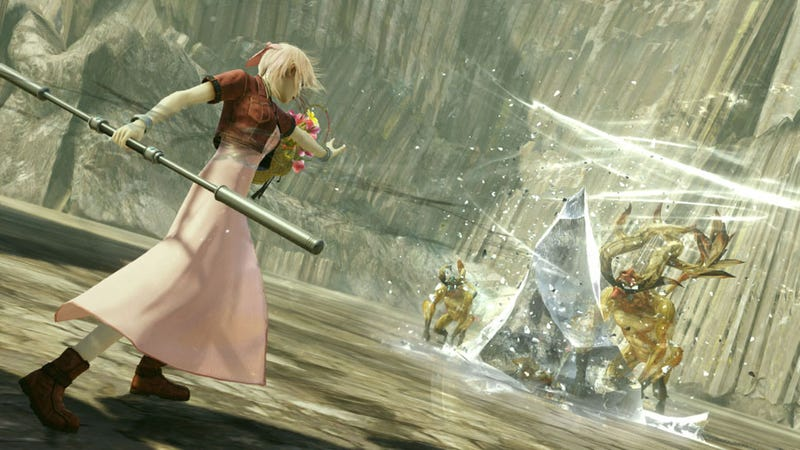 That Lightning Returns Aerith Costume Wasn't Meant for Everyone