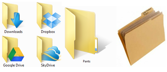 Computer Icons That Don't Make Sense Anymore