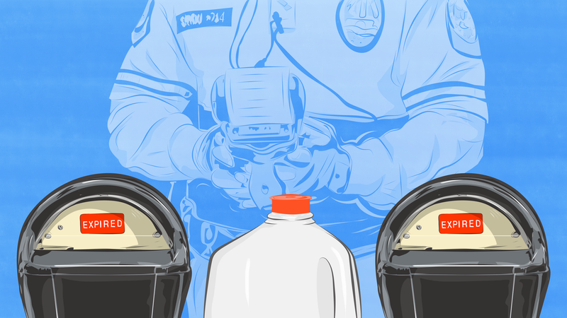 Expiration Dates on Your Food Mean Nothing