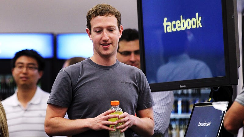 Let's Rewrite Securities Law for Facebook