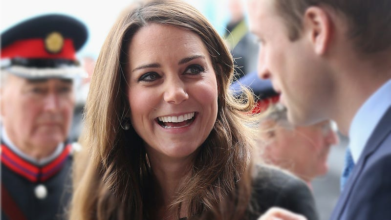 Hold on to Your Crumpets: Kate Middleton's Officially in Labor!