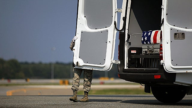The Air Force Is Having Trouble Keeping Track of Dead Body Parts