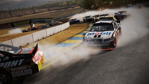 NASCAR: The Game 2011 Screens