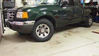 """""""Art of the Flip"""" Inspired - 2002 Ford Ranger XLT"""