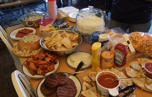 What's Your Best Super Bowl Sunday Snack?
