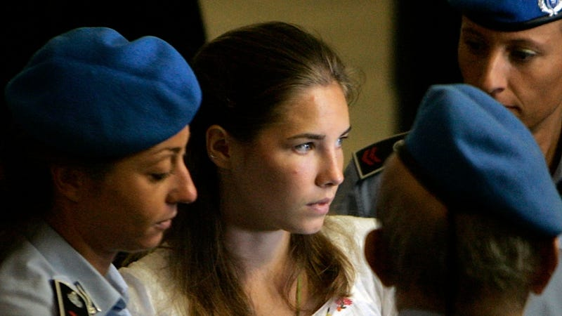 Italian Supreme Court Orders a Retrial for Amanda Knox