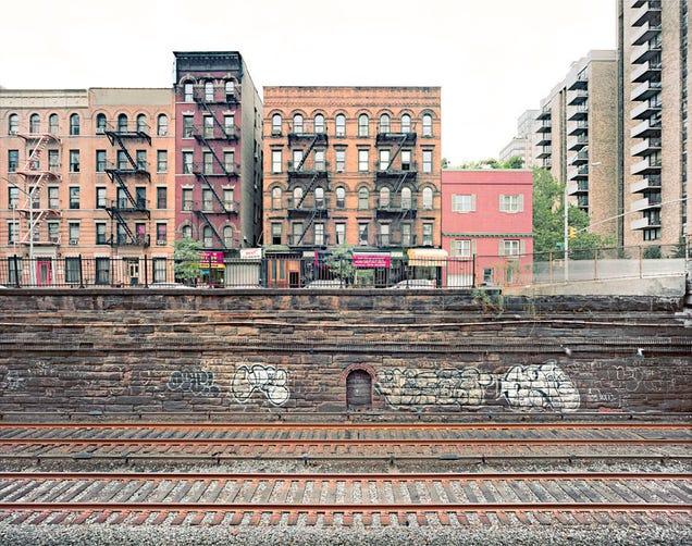 Beautiful Lonely Railroads Winding Through America's Landscape