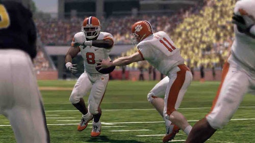 Your Third NCAA 11 Demo Pairing is Kinda Redundant