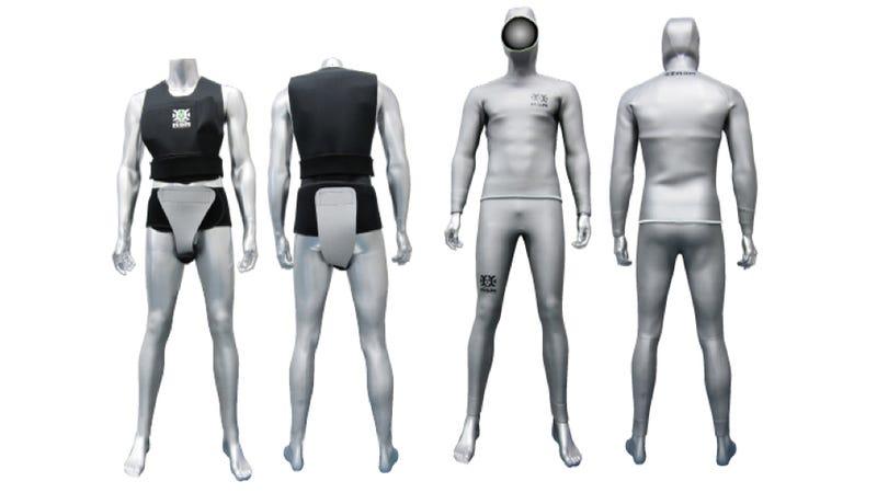 Japan Gets Anti-Radiation Swimwear and Underwear