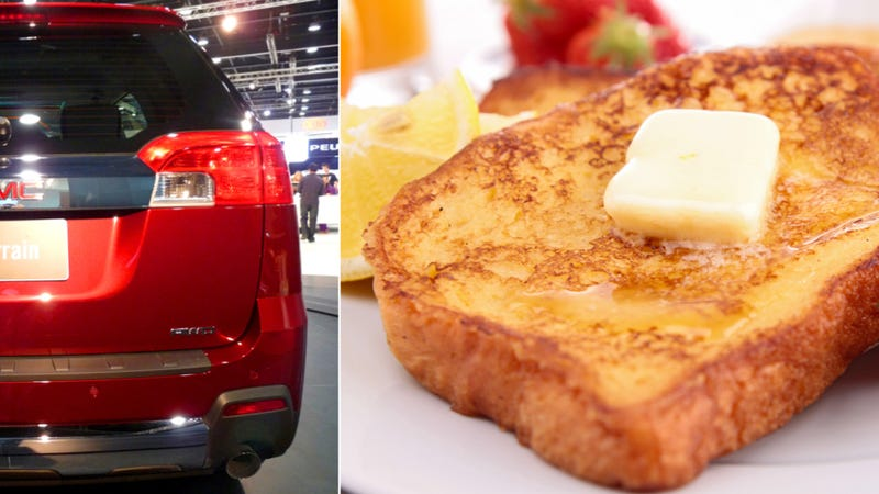 Man Arrested For Smearing Buttered Toast On Woman's SUV