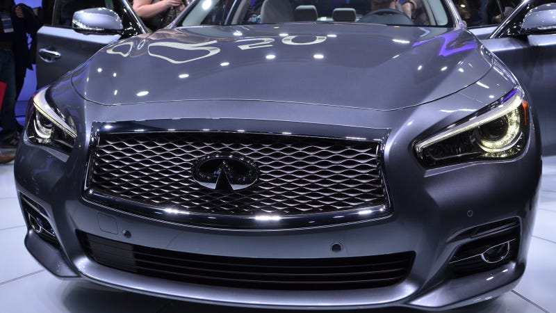 2014 Infiniti Q50: The G37 Is Now Brought To You By The Letter Q