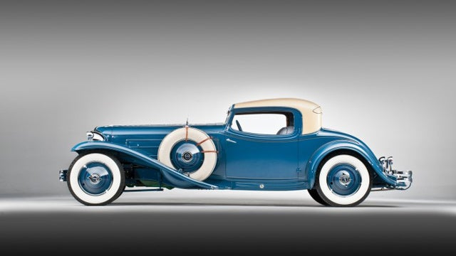 One Of One Cord Brings $2.42 Million At Auction
