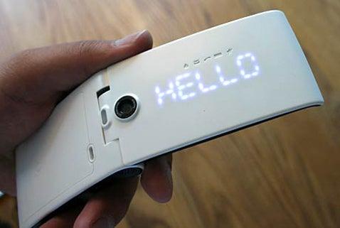 O2 Cocoon Designer Cellphone Unboxing