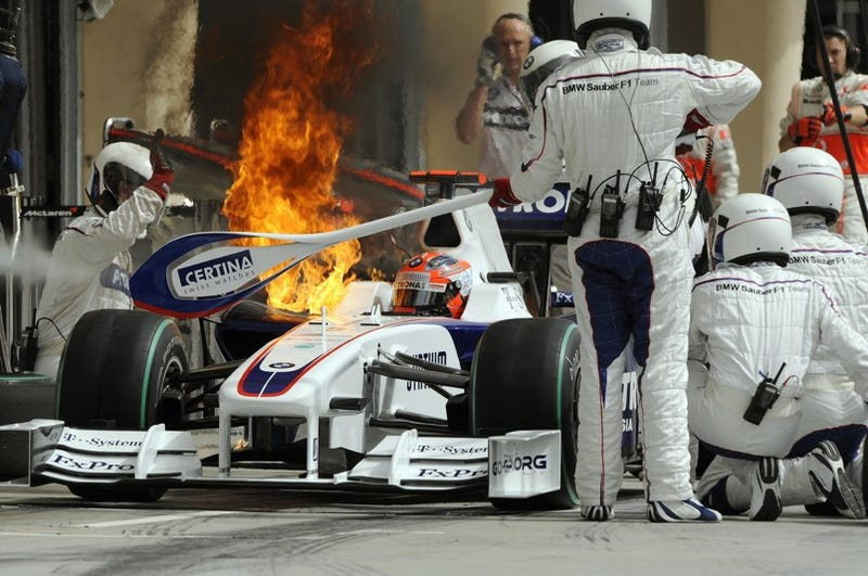 Formula One: The Big Picture