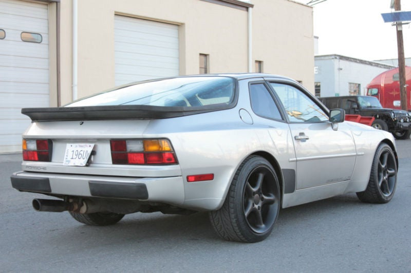 How much Porsche does $800 buy? - The story of my Porsche 944 S