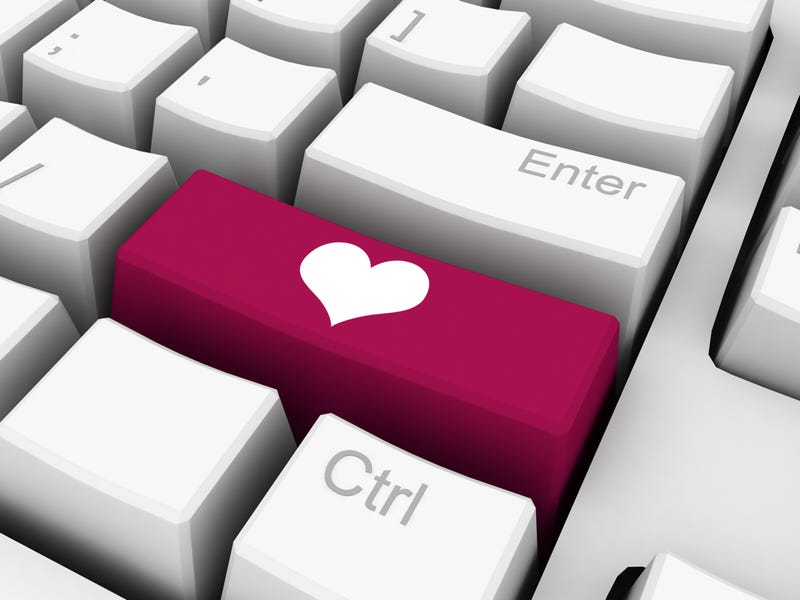 Online Daters Go For The Lips