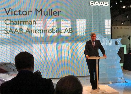 """Saab's chairman calls shutdown a """"small Fukushima"""""""