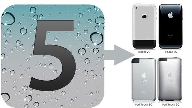 Неофициальная прошивка для ipod touch 5-Кастомные прошивки iOS 5 .1.1 для i